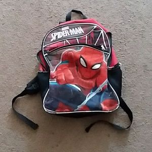 Marvel spider man backpack